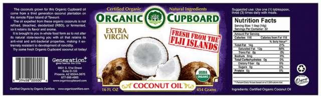 coonut-oil-label